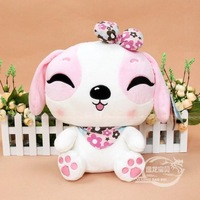 Free Shipping Little cucu LOTTE dog series dog lovers doll toy