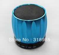 2013 HotSale S13 Portable Mini bluetooth Speaker With handfree Microphone call  TF slot for iphone/samsung/ipad/MP3 Free ship