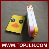 Card insert 3D case for iPhone 5