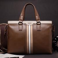 Paul fashion commercial laptop bag casual shoulder bag handbag messenger bag briefcase bag
