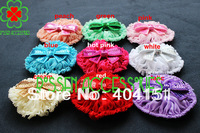 30pcs/lot handmade beauty chiffon flowers with embroidery bows for diy baby kids toddler hair clips headbands oranment accessory