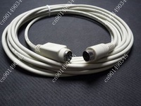 PS/2 Keyboard Mouse EXTENSION Cable Lead 6 pin PS2 10m