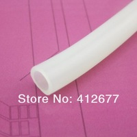 6*8 mm Silicone tube   Food Grade Medical Use FDA Silicone Rubber Flexible Tube / Hose / Pipe