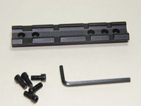 Retail  picatinny RIS 20mm standard weaver rail mount base , Free shipping!