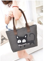 FreeShipping new 2013 Brand cat women handbag,women's shoulder bags, female messenger bag,totes,casual women's handbag, desigual