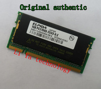 Elpida  1GB PC2700 DDR333 200PIN SODIMM ddr 333Mhz Laptop MEMORY 200-pin SO-DIMM RAM DDR Laptop Notebook MEMORY