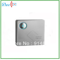 High class  125khz EM-ID door access control proximity  smart card wiegand 26 output  rfid reader with door bell button