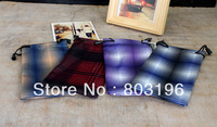 Free Shipping Waterproof Sunglasses Pouch Spectacle bags 50Pcs/Lot