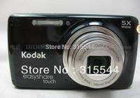 Free shipping new arrival kodak M577 14 million Mega Pixel Digital Camera 5X Digital Zoom   high cost performance fashion