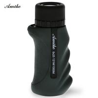 Hd pocket-size monocular fashion portable 8 25 handheld outdoor telescope