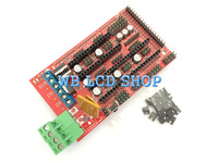2pcs/lot RAMPS 1.4 3D printer control panel printer Control Reprap MendelPrusa