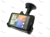 200pcs/Lot Windshield Suction Mount Car Holder for HTC Desire HD G10