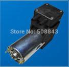 675mmHg vacuum 12VDC electrical piston brush mini Plastic vacuum pump(China (Mainland))