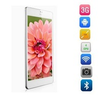 Cube U55gt Talk 3G tablet 7.9inch Mini Pad 79 MTK8389 1.2GHz Quad Core Android 4.2 Bluetooth GPS FM GSM WCDMA 3G