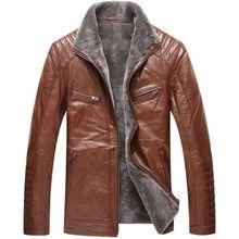 Sheepskin wool one piece leather clothing Men casual male slim genuine leather fur coat(China (Mainland))