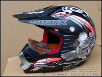 Free shipping, SPARX off-road motocross helmet helmet full helmet Wild West