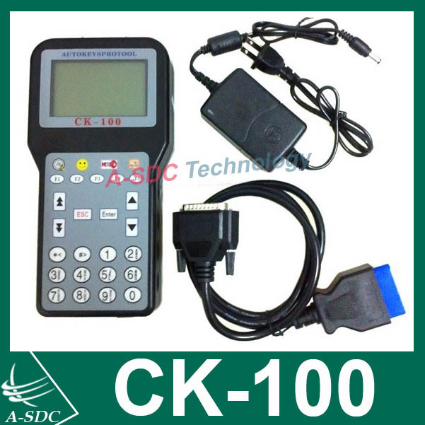 2013 best quality Multi language CK100 Auto Key Programmer CK-100 V42.08 SBB Latest Generation CK 100(China (Mainland))