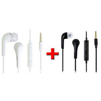 Free shipping  Micro Hand Free Earphone For Samsung Galaxy Ace II 2 i8160 i8190 S Duos S7562 S7562i i669 S7572  Volome Control