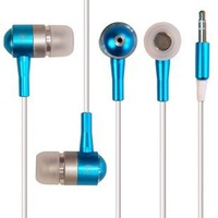 Super quality metal in-ear headphones, MP3 / MP4 /'t a MP5 / cell phone headset