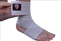 1 pair neoprene ankle support,ankle protector while Football basketball badminton,sports ankle support bandage,2color,80*8cm