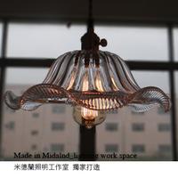 2014 New Special Offer Freeshipping Study Lustres De Sala Lustre Nostalgic Crystal Skirt Pendant Light Lamp Holder Lamps Loft