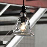 2014 Promotion Direct Selling Freeshipping Study Lustres De Sala Lampshade Lamp American Style Loft Bell Clock Pendant Light