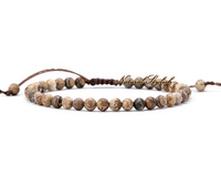 New Picture Jasper String Beads Bracelet Natural Stone Thread Bracelets Natural stone Jewelry
