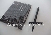 new Makeup WATER PROOF BLACK EYELINER PENCIL (12pcs)