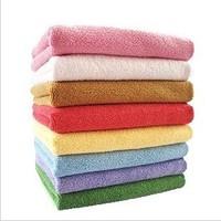 30x70 microfiber towel wash nano Wash towels rag