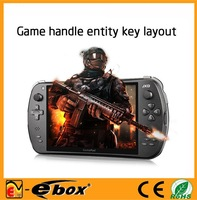 JXD S7800B 7 inch Android 4.2 handheld Game Console tablet RK3188 Quad core IPS Capacitive Screen WIFI HDMI  free shipping