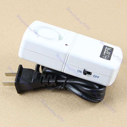 120db Power Cut Failure Outage Automatic Alarm Waring Siren LED Indicator Free Shipping(China (Mainland))