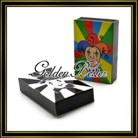 Free shipping, Clown matchbox magic tricks, 5pcs/lot, for magic prop wholesale
