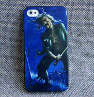Night Mad Iron Maiden Final Frontier Killers Plastic Case for iPhone 5 5G 5S B