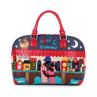 Braccialini 's same designer Florence Italy women's handbag fashion handbags messenger bag personality elegant bags braccialini