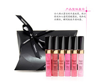 Lip Gloss / Lipstick  6 peices Lip Gloss Set free shipping gift package