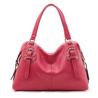 New 2014 Women Handbags Fashion Shoulder Bags Designers Brand Handbags High Quality Messenger Bag Genuine Leather Totes B1376