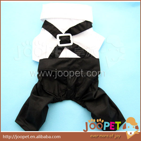 Handsome male dog clothes pet clothes wedding dog suit dog business suit cheap with free shipping(China (Mainland))
