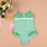 Fashion new arrival circo senior female child swimwear