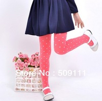 Free shipping New arrive child legging high-elastic pantyhose female child dance legging Pants 11color 1pc TD016