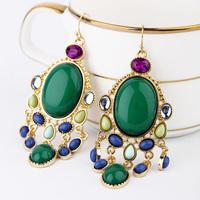 (mix order) Free Shipping & Fashion accessories bohemia elegant earrings  TN-6.99