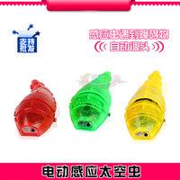 Sensor caterpillar toy electronic pet dog cat electronic toy