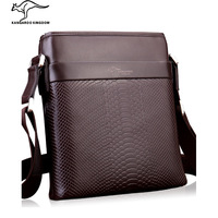 Phalanger 2013 man bag male shoulder bag casual fashion cowhide commercial messenger bag
