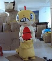 Scraggy Pokemon    Plush Mascot Costume Adult Size Fancy Dress Suit  Free Shipping