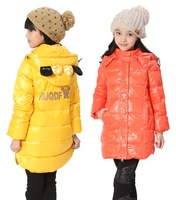 100%original brand Big windmill 13008 child fashion gentlewomen female child down coat  free shipping !