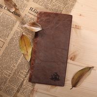 Long design multi card holder wallet male long design wallet wallet purse 5