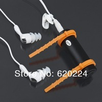 4GB Swimming Diving Water IP*8 Waterproof MP3 Player FM Radio Earphone Free Shipping wholesale