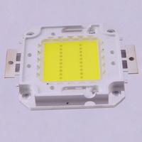 Shipping ship, 50w yellow Led high power light lamp beads module, 100pct/lot