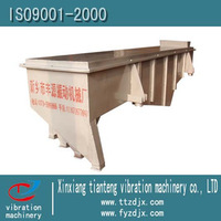 High quality banana linear vibrating screen