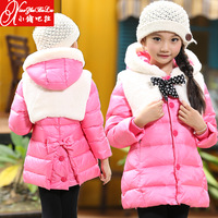 100% original brand 2013 shote child fashion princess child down coat outerwear  free shipping !
