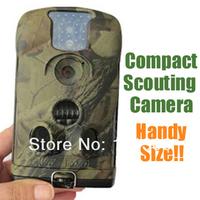 Free shipping Ltl Acorn camera 940nm blue 12MP trail scouting camera Infrared hunting camera LTL-6210MC